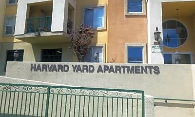 Harvard Yard Senior Apartments, 1