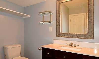 Bathroom, 1832 Umstead St., 1