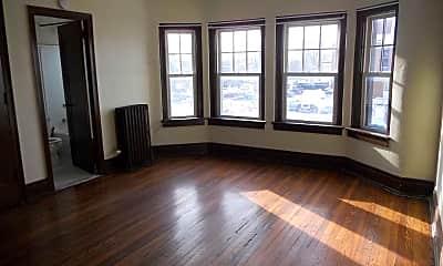 Living Room, 209 Elmwood, 1