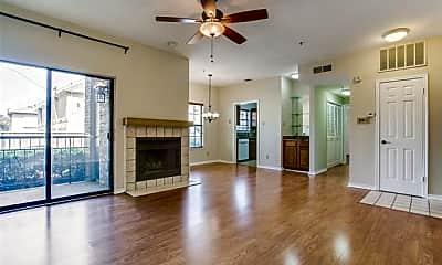 Living Room, 6006 Auburndale Ave A, 0