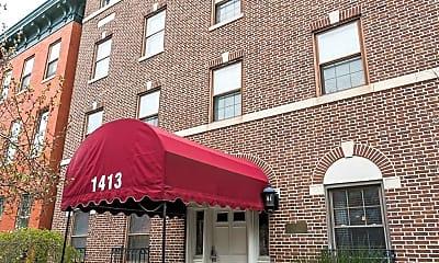 Building, 1413 Park Ave 4R, 0