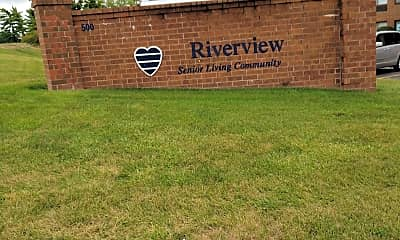 Riverview Senior Living Community, 1
