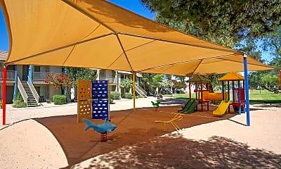 Playground, Level 550 Apartments, 2