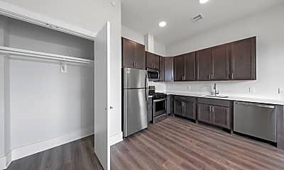 Kitchen, 660 Grand St 204, 1
