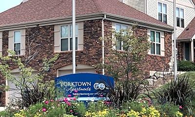 Yorktown Apartments, 1