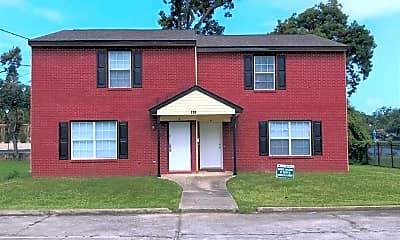 Building, 410 N Copeland St, 1
