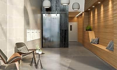 Foyer, Entryway, Edge Lofts, 1