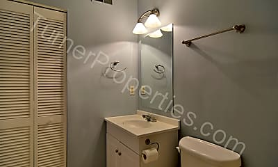 Bathroom, 405 Harbison Blvd, 2