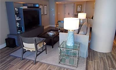 Living Room, 4041 Gulf Shore Blvd N 503, 1