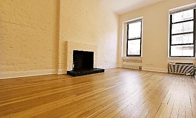 Living Room, 206 E 76th St, 1