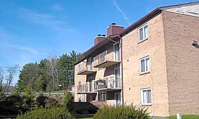 Building, Shayler Brook Apartments, 0