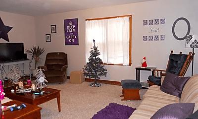 Living Room, 1414 Legore Ln, 1