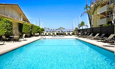 Pool, 4200 Harbor Blvd, 1