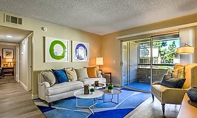 Living Room, The Ashton, 1
