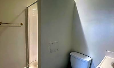Bathroom, 812 Washington Ave 1, 2