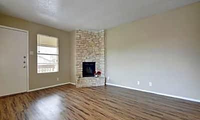 Living Room, 5704 Cougar Drive, 0