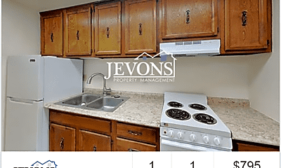 Kitchen, 807 W Chestnut Ave, 1