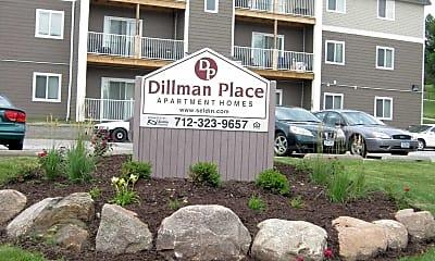 Dillman Place Apartments, 1