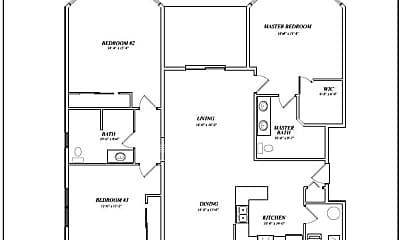 Living Room, 5280 Crabapple Dr, 1