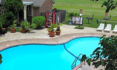 Pool, Country Club Manor, 2