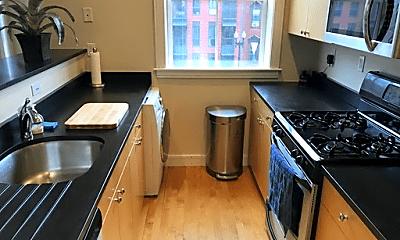 Kitchen, 684 Massachusetts Ave, 1
