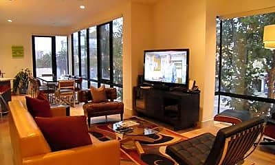 Living Room, 2200 Market St, 0