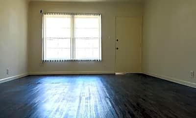 Living Room, 1249 N Edgemont Street, 1
