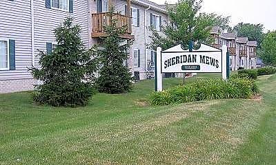 Sheridan Mews Apartments, 2