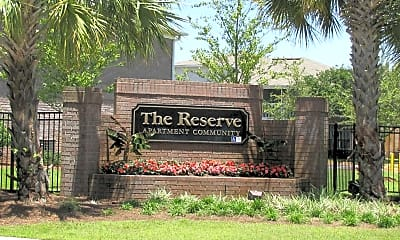 Community Signage, Greystone Reserve, 1