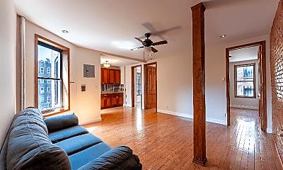 Living Room, 559 W 183rd St, 0