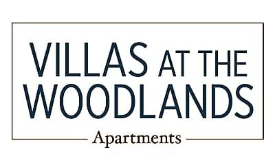 Community Signage, Villas At The Woodlands, 2