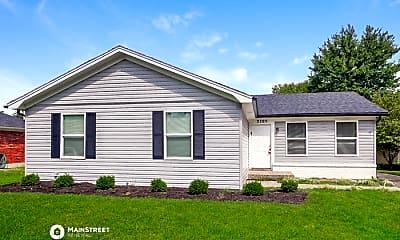 Building, 3705 Bartlett Ct, 0