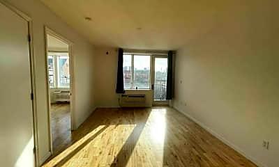 Living Room, 414 E 120th St 3-B, 1