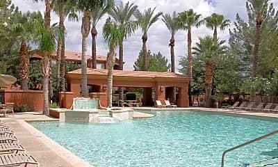 Pool, Summerlin Villas, 0