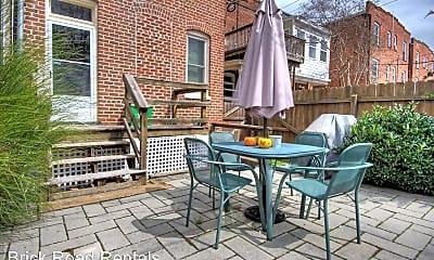 Patio / Deck, 1719 Hanover Ave, 2