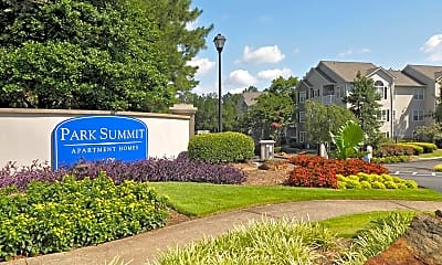 Community Signage, Park Summit, 2