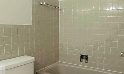 Bathroom, Carriage Hill, 2