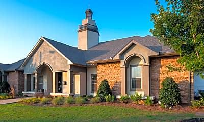 Building, Landmark Apartments Tuscaloosa, 1