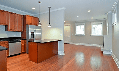Kitchen, 2738 N Greenview Ave, 1