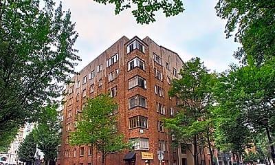 Building, 1431 SW Park Ave, 1