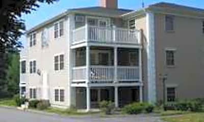Building, Pinewood Estates, 1