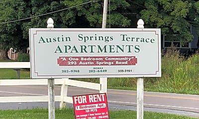 Austin Springs Apartments, 1