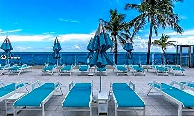 Pool, 2501 S Ocean Dr 1534, 1