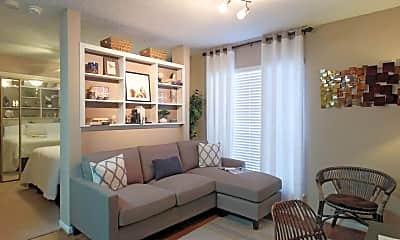 Living Room, Crystal Falls, 1