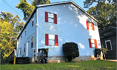 Building, 1027 Curran St NW, 0