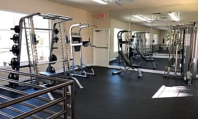 Fitness Weight Room, 7151 S Durango Dr 306, 2