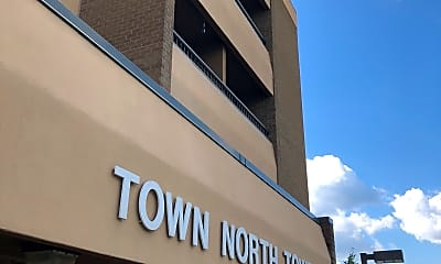 Town North Tower, 1