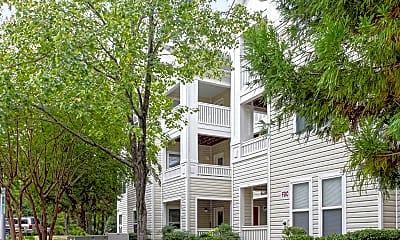 Building, Beechridge Apartments, 1