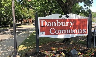 Danbury Commons, 1