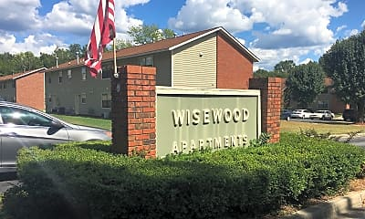 Wisewood Apartments, 1